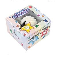Caja Para 1 Cupcake O Muffin De Graduacion Excelente Calidad