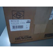 Alto Falante Subwoofer Linha Edx Bravo Bv12s4 350 Rms Bravox