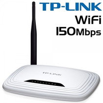 Router Inalambrico Tp-link Tl-wr740n 150mbps Wifi