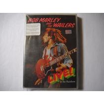 Bob Marley Live At The Rainbow Dvd Nvo Celofan Abierto.