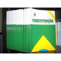 Constituição Federal Biênio 2015-2016 93ª Emenda Concursos