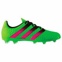 Zapatos Futbol Soccer Ace 16.2 Fg / Ag Hombre Adidas Af5266