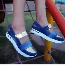 Zapatos Colombianos,botas Para Damas, Mk,adidas,timberland,c