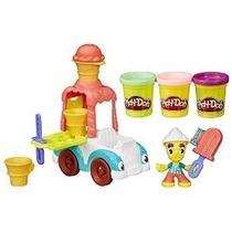 Play-doh Ciudad Del Camión Del Helado
