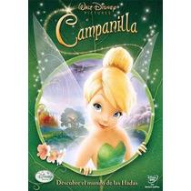 Kit Imprimible 2x1 Campanita Tinkerbell Fiesta Cumpleaños