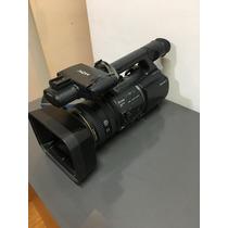 Filmadora Sony Hdr Fx1000 Profissional Semi Nova Mini Dv Hdv