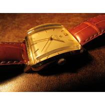 Antiguo Reloj Omega 1935 Oro 18k Automatico Suizo Impecable