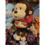 Peluche Mono Con Remera Patas Largas