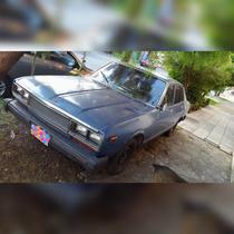 Nissan Datsun Año 1979 A Nafta 5 Puertas Funcionando!