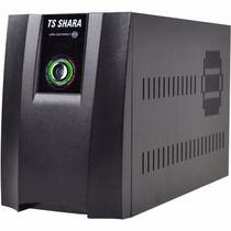 Nobreak Ts Shara 1400va Ups Compact Pro Bivolt Preto