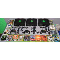 Consola Xbox Clasico Completo **con Garantia** **2 Juegos**