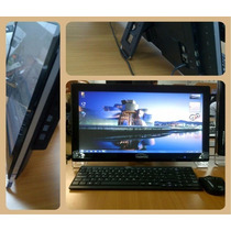 Computador All In One Intel D525 3gb Ddr3 750gb Wifi 18.5