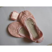 Zapatillas De Ballet Media Punta 1 1/2