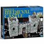 Castillo Medieval Yeso Para Armar Con Figuras Soldaditos