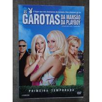 Playboy - Garotas Mansão Playboy - 1ª Temporada - Dvd