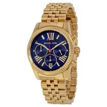 Relógio Luxo Michael Kors Mk6206 Novo E Original