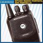 Radio Motorola Ep450 S 16ch Uhf 4w 438-470mhz 100% Original