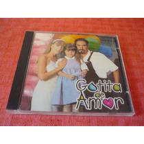 Gotita De Amor Cd Telenovela 1998 Laura Flores Rarisimo!