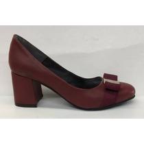 Zapatos Stilettos Taco Bajo Ultima Moda De Calzadosoher