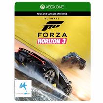 Forza Horizon 3 Ultimate - Xbox One - Digital - Jogue Online