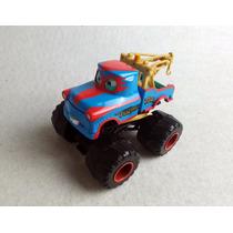 Disney Cars Mater Tormentor Monster Truck Toon Loose Mattel