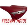 Cacha Izq Honda Cg 150 Titan Bordo 2013 Ori En Freeway Motos