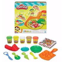 Conjunto Massinha Play-doh Festa Da Pizza Hasbro