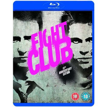 Blu Ray El Club De La Pelea Fight Club Brad Pitt Tampico