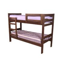 Cama Cucheta Pergamino Muebles Color Cedro