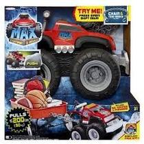 Max Tow Truck Puxa Até 70kg - Caminhão, Jeep, Monster Dtc