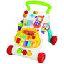 Caminador Andador Bebé Con Juegos Didacticos Sweet Babies
