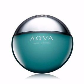 667b4bba537 Perfume Bvlgari Aqva Pour Homme 100ml Original Lacrado - R  178