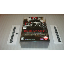 Biohazard Operation Raccoon City E-capcom Limited Japan Ps3