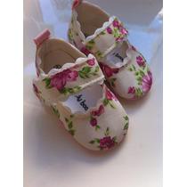 Lindos Sapatinhos De Bebê Novos - Sapato Importado Menina
