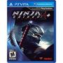 Ninja Gaiden Sigma Plus 2 - Psvita Ps Vita - Lacrado E-sedex