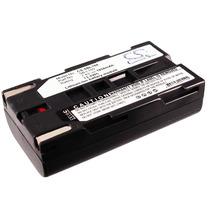 Bateria Pila Camara Samsung Sb-l110a Sb-l160 Sc Vp Medion