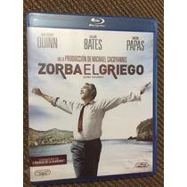 Zorba El Griego Anthony Quinn Alan Bates Bluray Nuevo