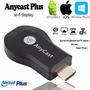 Google Anycast Chromecast Crome Hdmi Full1080p Para Tv