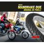 Cubierta Moto 275-17 Pirelli Mandrake Due Tras. Pollerita