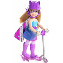 Barbie Super Princesa Power Kelly Original De Mattel