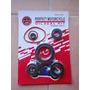 Kit Estoperas De Motor Cg 150cc