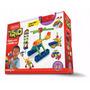 Fisher Price Trio Bloques Construccion 84 Pcs Bunny Toys
