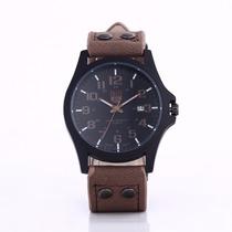 Relógio Masculino Moderno Com Calendário Bonito E Barato