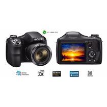 Câmera Digital Sony Cyber-shot Semi-profissional