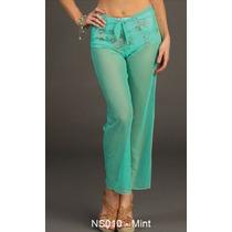 Pareo Unitalla Tipo Pantalon Marina West Ns010 Mint