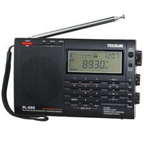 Radio De Onda Corta Tecsun Pl-660 - Blakhelment Nsp