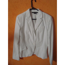 Saco Color Blanco, Bershka, Mujer, T Ch,