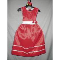 Nuevo Vestido Shantu Niña 9-10 Años Princesa Pajecita Fiesta