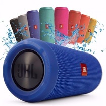 Jbl Flip 3 Portable Bluetooth Alto Falante Portátil