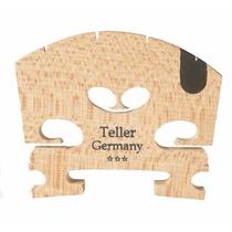 Cavalete Violino Teller Germany 3 Estrelas Com Ébano Mi